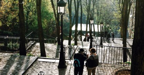 Montmartre Guided Walking Tour – Private Tour in Italian