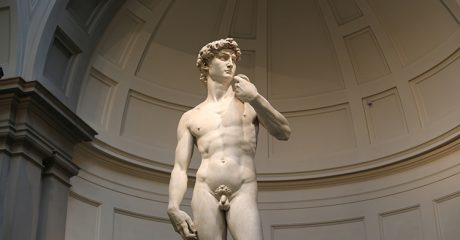 Florence City Center including the Accademia with Michelangelo?s David Skip-the-Line Guided Tour – Private Tour in Italian