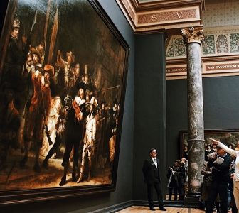Rijksmuseum + Amsterdam City Center – Skip-the-Line Guided Combo Tour – Private Tour in Italian