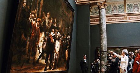 Rijksmuseum + Amsterdam City Center – Skip-the-Line Guided Combo Tour – Private Tour in Italian