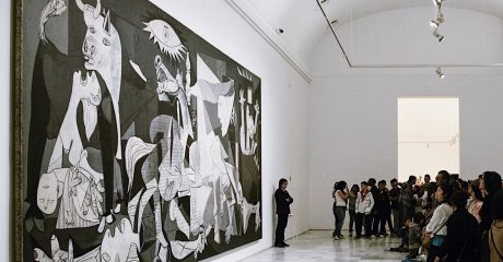 The Reina Sofia Museum Skip-the-Line Guided Tour – Private Tour in Italian