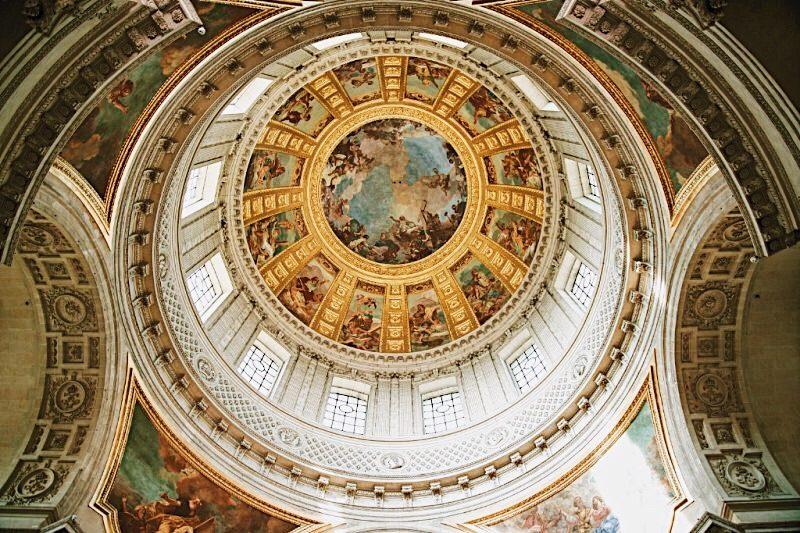 Parigi-Invalides-Tour-Dome