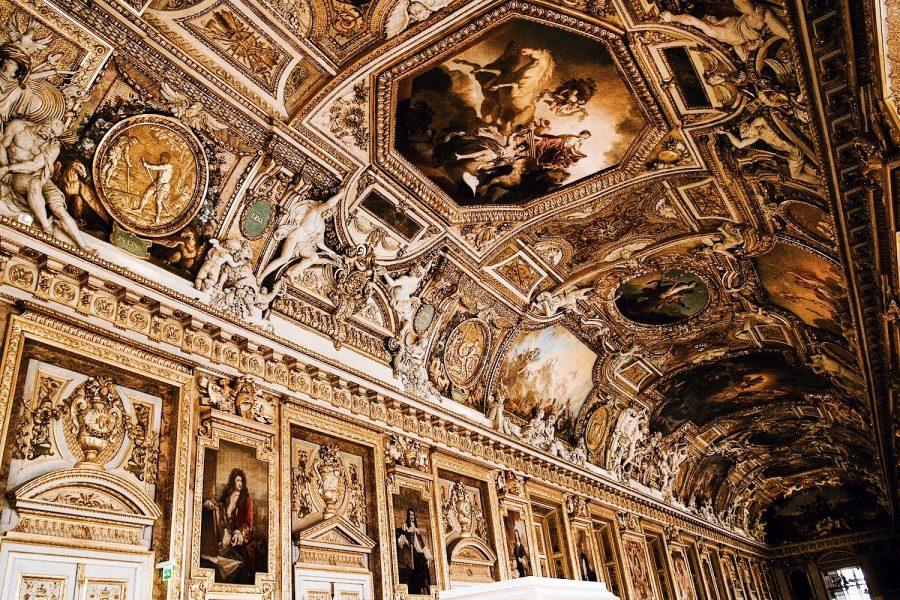 Paris-Louvre-Tour-Paris-Museo-Mona-Lisa-Venere-Del-Milo