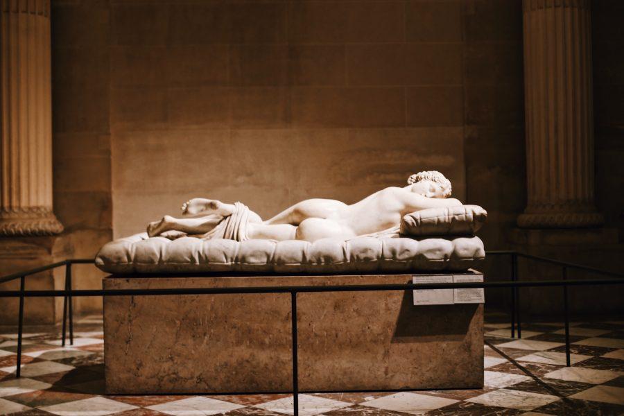 Paris-Louvre-Tour-Paris-Museo-Tour-Venere-Mona-De-Lisa-Milo
