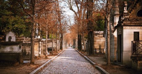 Pere Lachaise Cemetery Guided Walking Tour – Private Tour in Italian