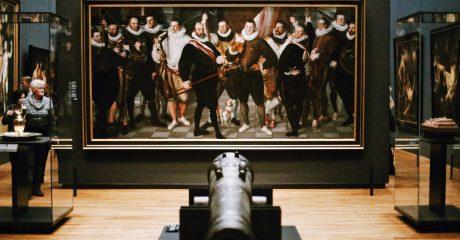 Rijksmuseum Skip-the-Line Guided Museum Tour – Private Tour in Italian