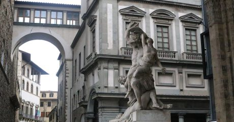 Florence City, Accademia with Michelangelo's David & Uffizi Museum Skip-the-Line Combo Tour – Private Tour in Italian