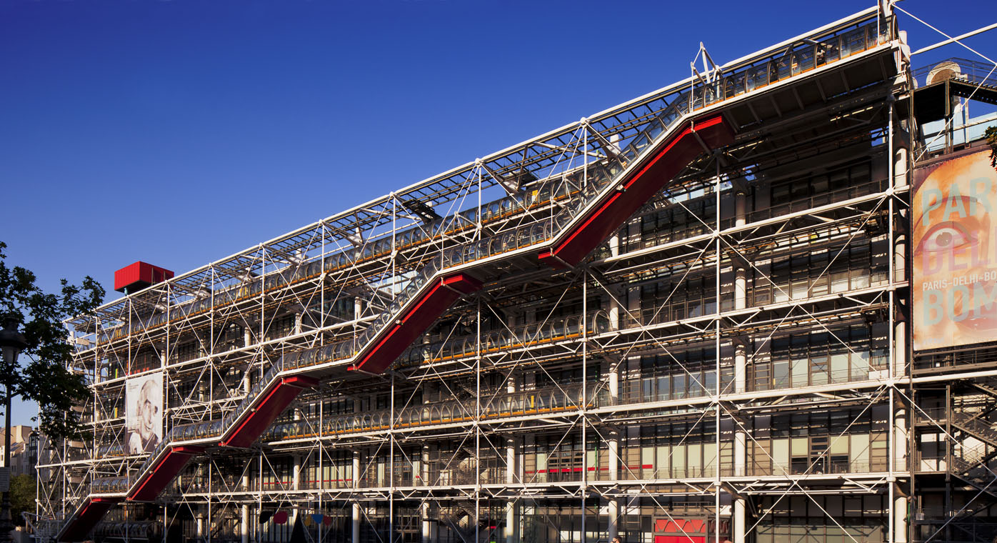 Centre Pompidou Modern & Contemporary Art Museum Skip-the-Line Guided Tour – Private Tour in Italian